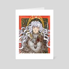 Light of Sir. Griffith - Art Card by Alexis W
