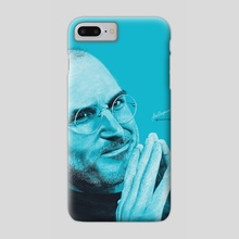 Steve - Phone Case by Stu Chapman