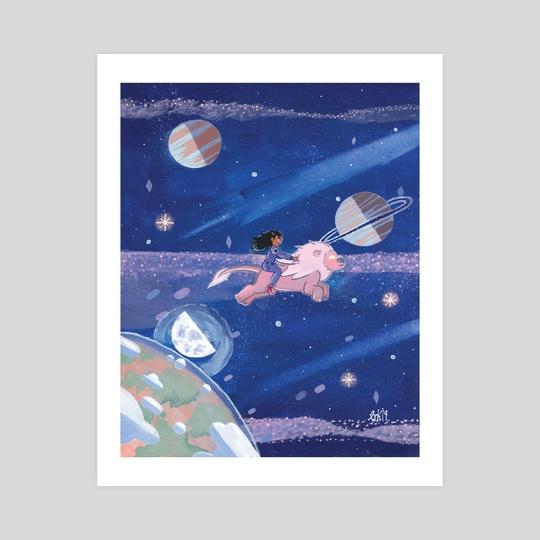 Cosmic Connie by Lydia Komatsu