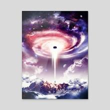 The Portal - Acrylic by Barrett Biggers