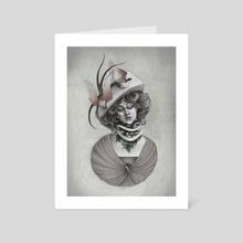 Hemlock - Art Card by Alice Holleman