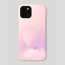 Home - Phone Case by Gummy Illustration