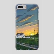 Country Dreams - Phone Case by Ari Vannas