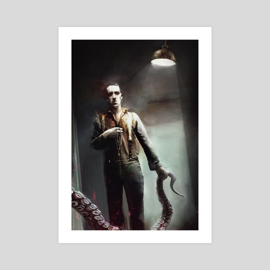 LOVECRAFT by Bastien Lecouffe Deharme