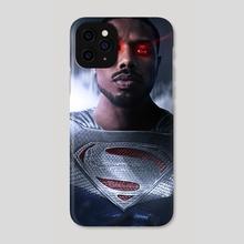 Val Zod - Phone Case by Valentin Romero