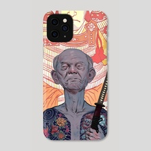 Oyabun - Phone Case by Rudy Faber