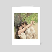 sycamore - Art Card by TheSea Voices