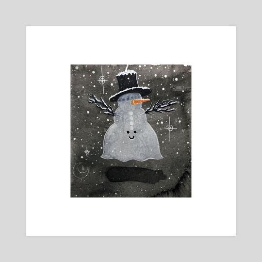 Snow by DarkLetter Books