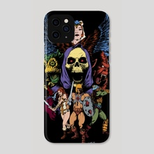 Masters - Phone Case by Aldo Marcelo Vitacca