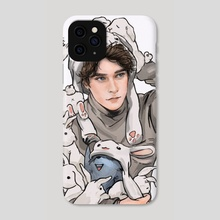 Blending in - Phone Case by Andy Nápoles