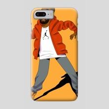 Drake - Phone Case by David Saracino