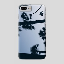 Paradise II - Phone Case by Brianna Wickham