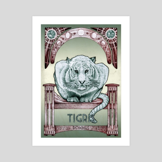 Tigris by Holger Krusche
