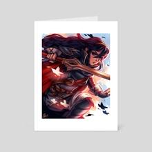 Lucina - Art Card by Alina L