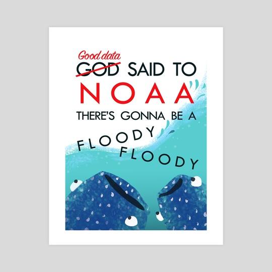 NOAA Flood by Skylaar Amann