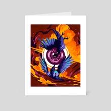 OMEN - Art Card by EGGKIT