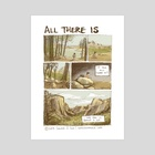 All There Is - Art Print by Connie Sun