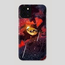 Goldcrest - Phone Case by Joseph Wright