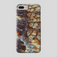 Butterfly Wing - Phone Case by Andi GreyScale