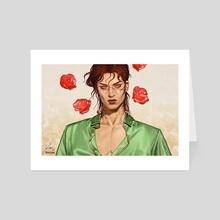 Rose - Art Card by Replica004