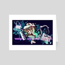 Marina - Art Card by Namocchi Art