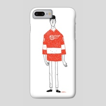 LET MY CAMERON GO - Phone Case by Dustin Harbin