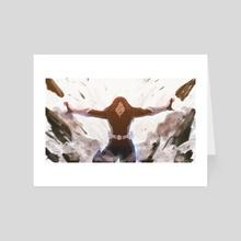 Quake - Art Card by Blessy