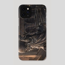 The Key Master - Phone Case by Julien Séror
