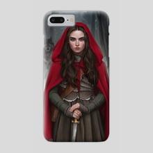 Sleight of hand - Phone Case by Fernanda Suarez