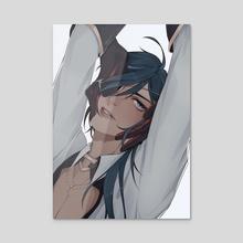 Kaeya (Genshin Impact) - Acrylic by Cotton