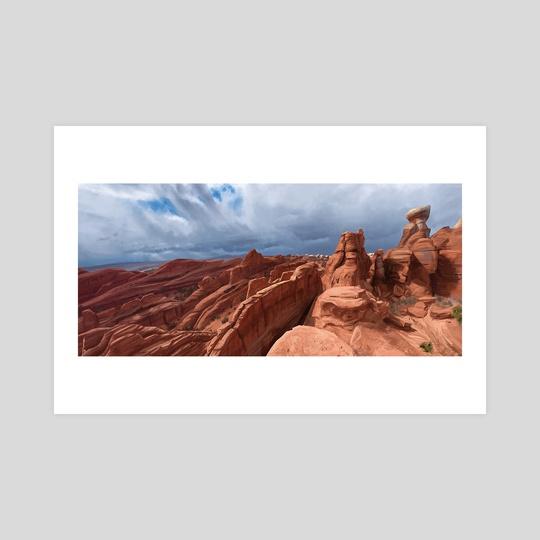 Moab by Becky Pennock