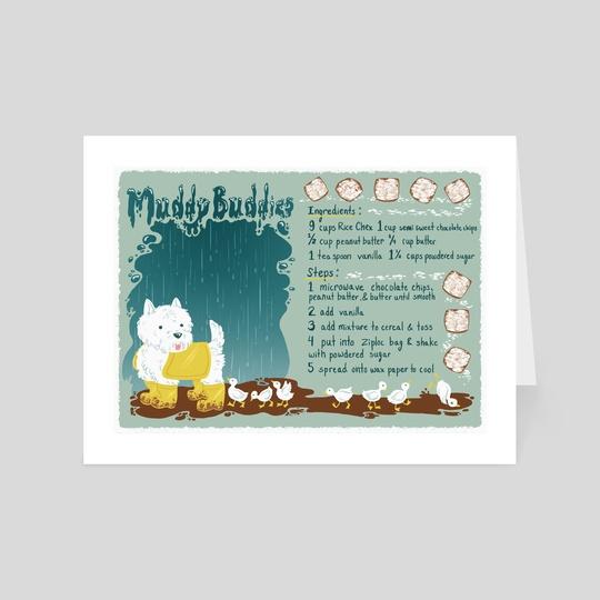 Muddy Buddies Recipe by Amanda Shaffer