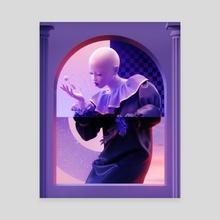 DRIFTER - Canvas by Shams Meccea