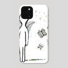 """""""Ethereal Angel"""" - Phone Case by dreamsoulja"""