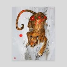 Wild Fine Art Print - Canvas by Fiona Hsieh