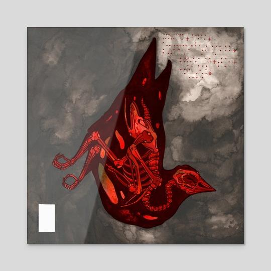 Half Bird by Fraser Wright