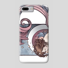Seeker - Phone Case by Emmylou