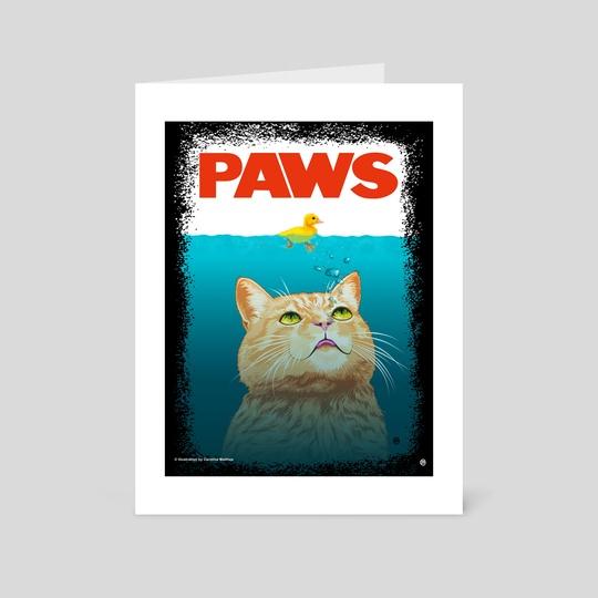 Paws! by Carolina Matthes
