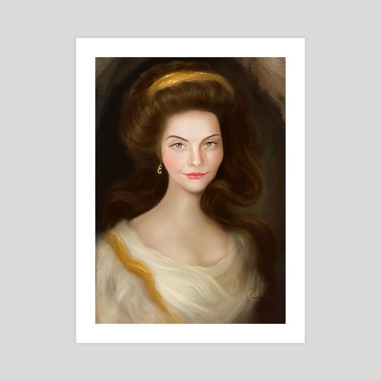 Princess Eleonora by Alexia Foksynes