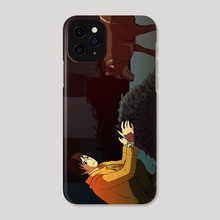 Green Creek - Fall  - Phone Case by Lio