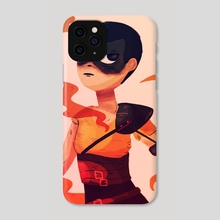 Furiosa - Phone Case by Nan Lawson