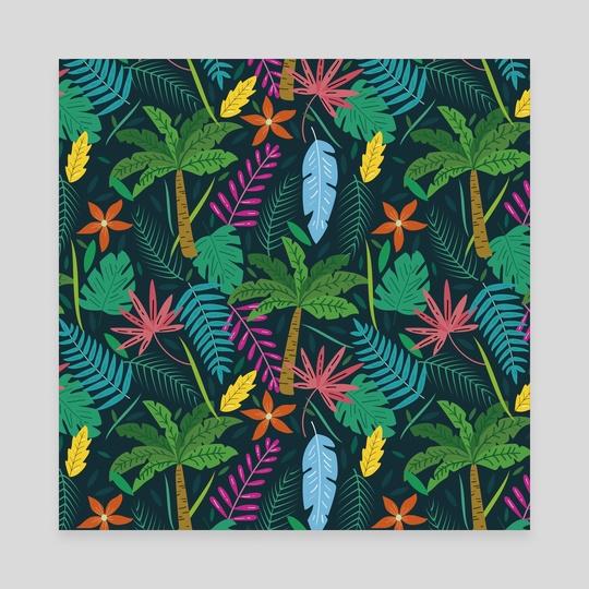 Tropical by Kenya Aguirre