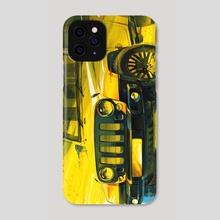 Jeep wrangler - Phone Case by Ilya Avakov