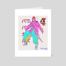 Powerpuff Girls x Blossom - Art Card by Monica Trinh