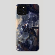 Middle Ages Crisis - Phone Case by Halil Ural
