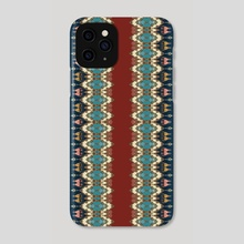 Queen of Knitting - Phone Case by Vidka Art