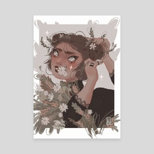 Plants Lover - Canvas by Kiris Kiss