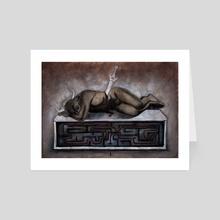daedalus - Art Card by hexnovo