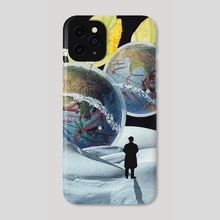 Parallel Universe - Phone Case by Lerson