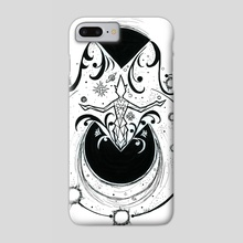 Creation - Phone Case by Kristina Lozanova